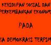 Kehidupan Masyarakat Indonesia di Masa Demokrasi Terpimpin