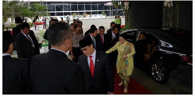 Megawati Restui Ahok Maju Bersama Djarot Di Pilkada DKI 2017