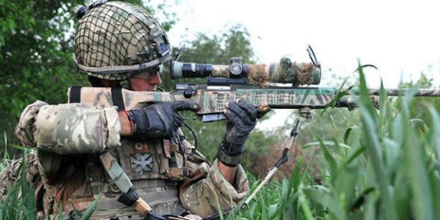 """""""Chris Kyle"""" American Sniper, Penembak Jitu Paling Mematikan di Dunia"""