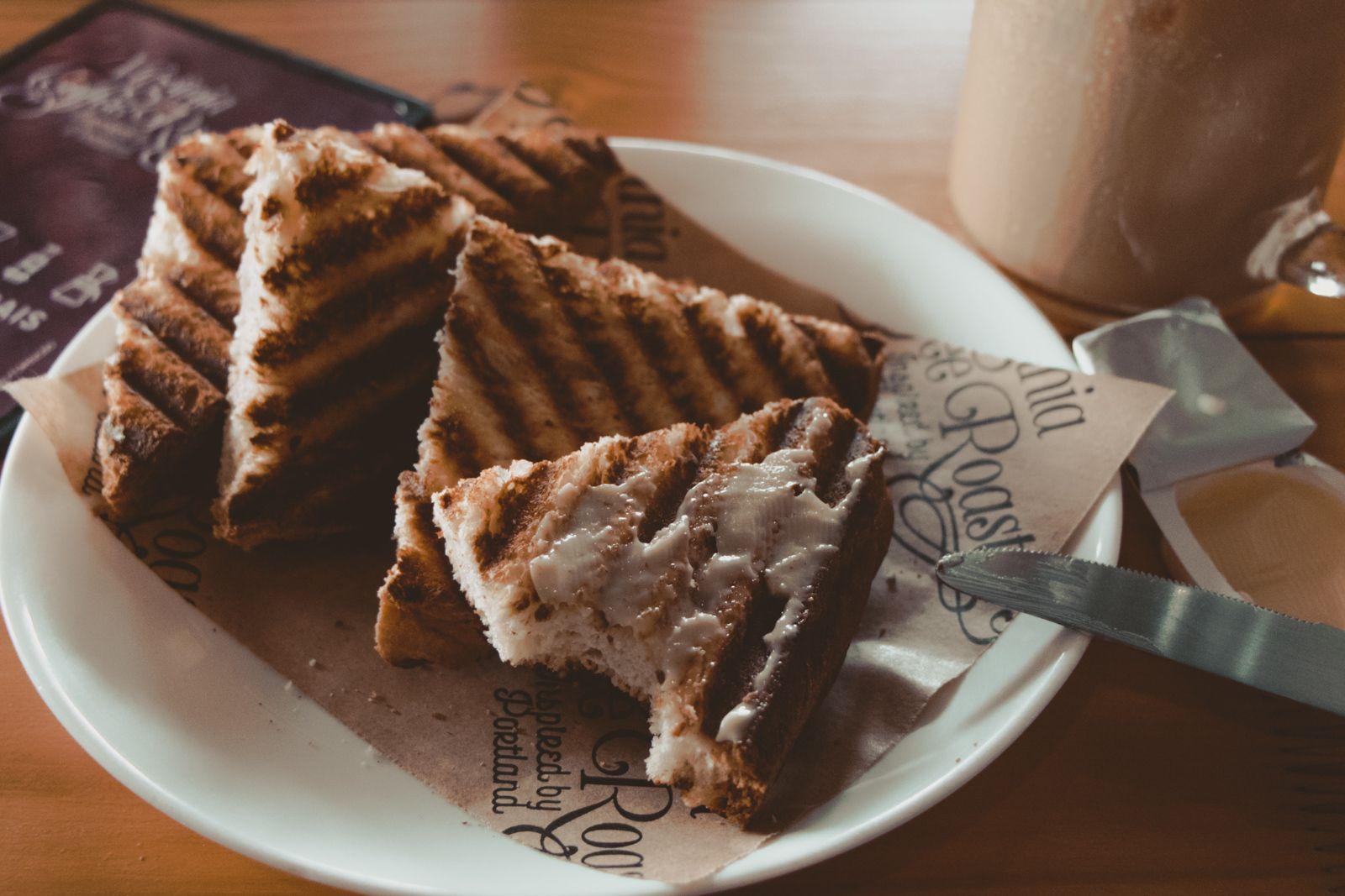 Virginia Coffee Roasters | Campinas - SP toast