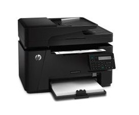 As i companionship that prioritizes productivity HP LaserJet Pro MFP M127fn Printer Driver Download