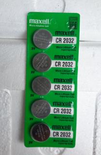 Pengetian Baterai CMOS Dan Fungsinya