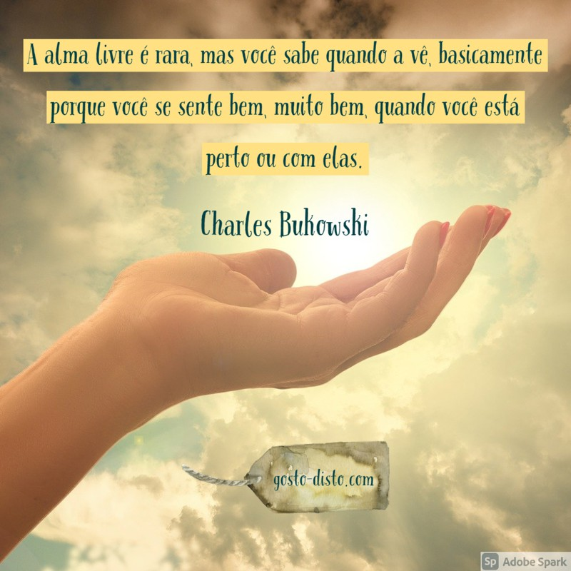 Charles Bukowski - Frases