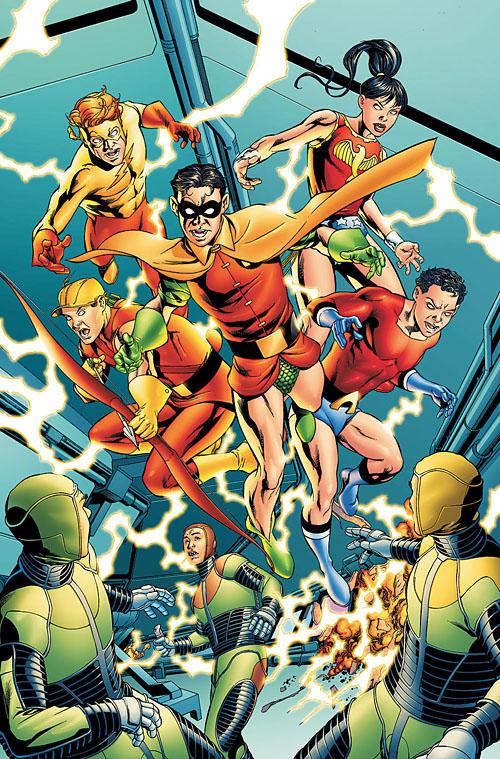 12 kelompok jagoan super marvel dan dc