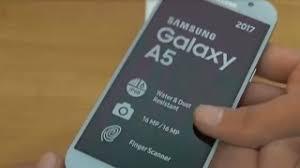سعر ومواصفات موبايل أي 5 Samsung Galaxy A5 2017