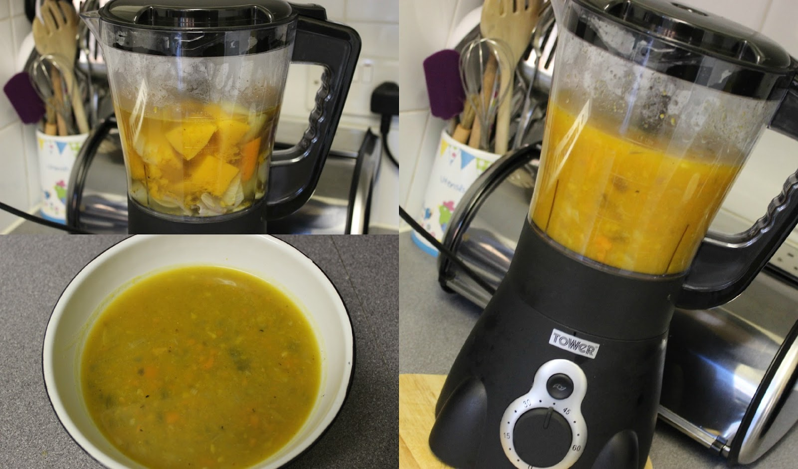 A picture of the Tower Soup Maker