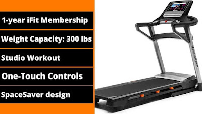 NordicTrack T-series best Treadmills under $2000
