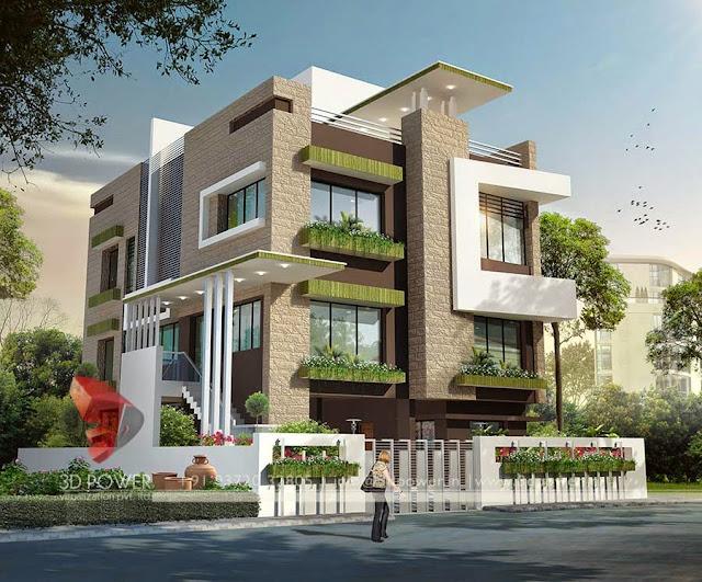 Amazing bungalow exterior design image