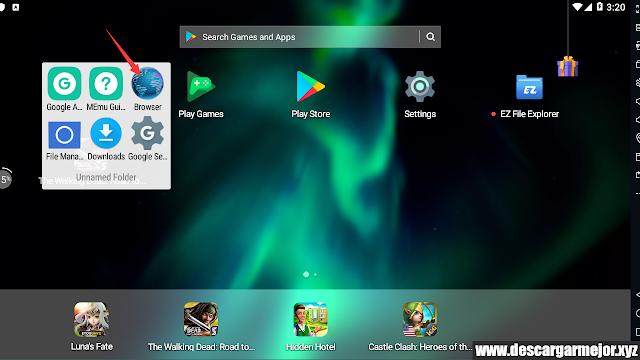 Descargar Emulador Memu Play