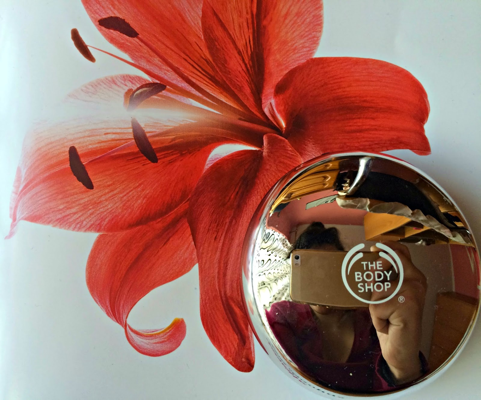 the body shop all in one face base review