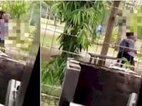 Video 2 Remaja Berzina Sambil Pangkuan di Taman, Si Cewek Sampai Naik ke Atas Cowoknya..
