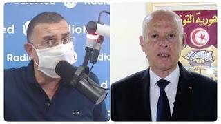 بالفيديو عياض اللومي : استقلت  بذمة من قلب تونس باش نتفرغ للإطاحة بقيس سعيّد و نواريه نجوم في القايلة