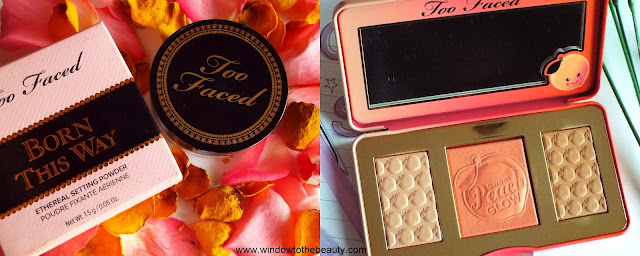 Too Faced review face products