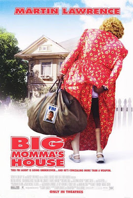 Big Momma's House Poster