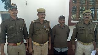 युवक की मौत का आरोपित चाचा चढ़ा पुलिस के हत्थे    #NayaSaberaNetwork