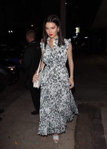 Maya Henry CLicks at Craig's in West Hollywood 9 Jun-2021