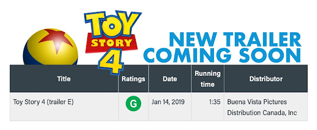 New Toy Story 4 Trailer E Coming Soon