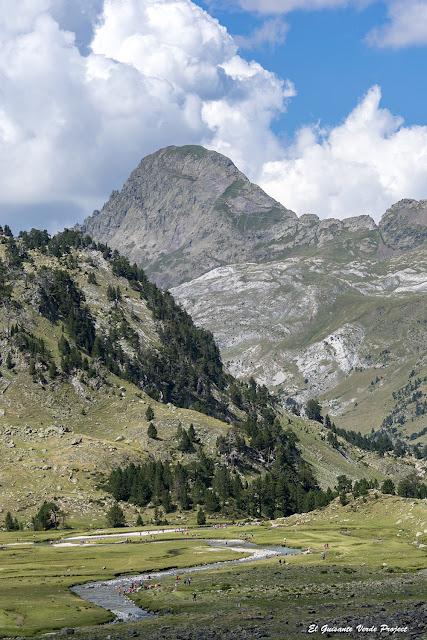 Vista del Plan de Aiguallut  - Pirineos por El Guisante Verde Project
