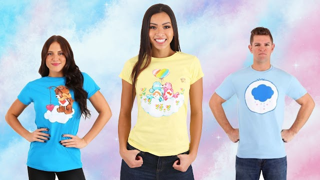 New Exclusive Care Bears Shirt Designs at Fun.com! Enter to Win One!