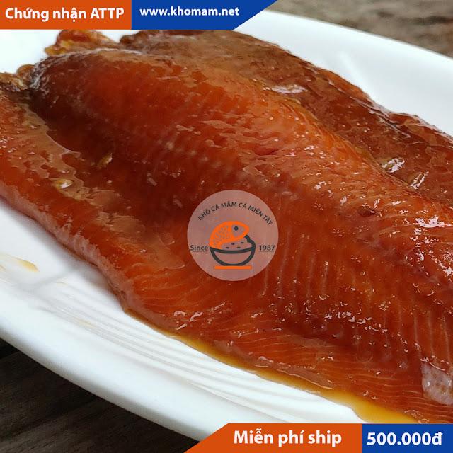 Giá mắm cá lóc bao nhiêu tiền 1kg?