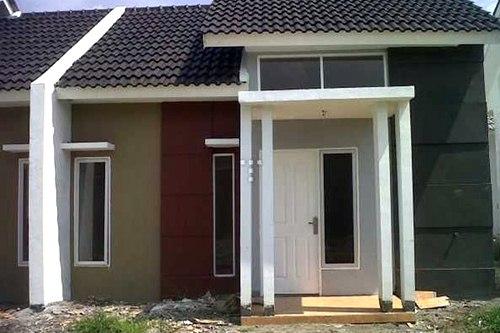 Dekorasi Teras Rumah Minimalis Type 36 Elegant Model Rumah