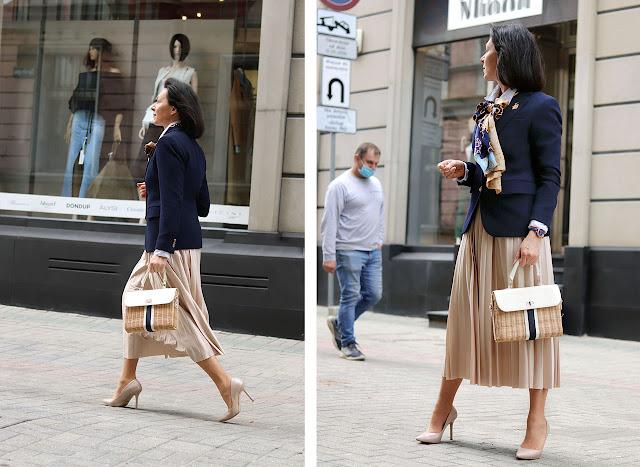styl klasyczny moda
