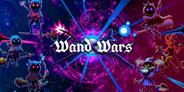 Análise: Wand Wars (Switch) ? magia e loucura em forma de esporte em um ótimo multiplayer