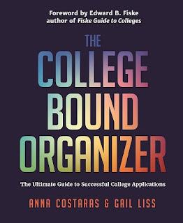 the college bound organizer cover
