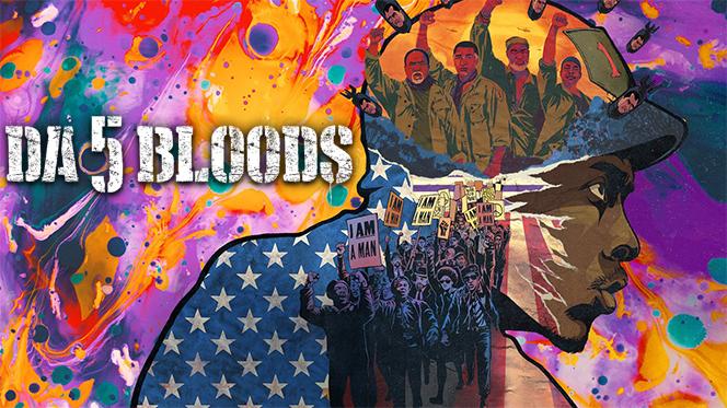 5 Sangres (2020) Web-DL 720p Latino-Castellano-Ingles