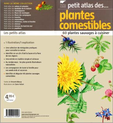 Télécharger Livre Gratuit Petit atlas des plantes comestibles - 60 Plantes sauvages à cuisiner pdf