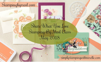 Stamping By Mail - Creativity delivered to your door - www.stampingbymail.com