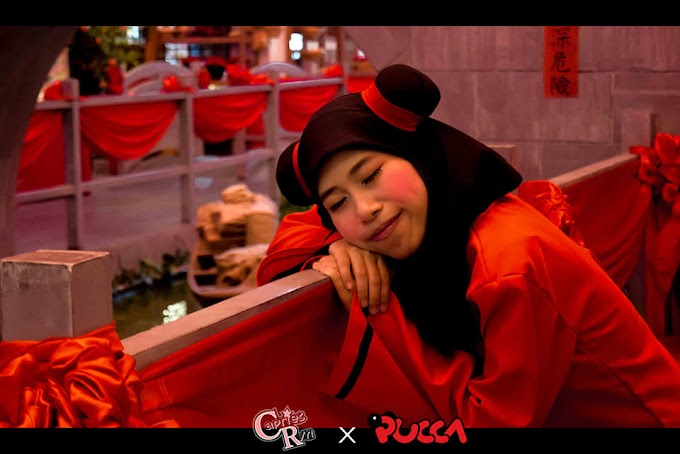 Pucca Chienese New Year