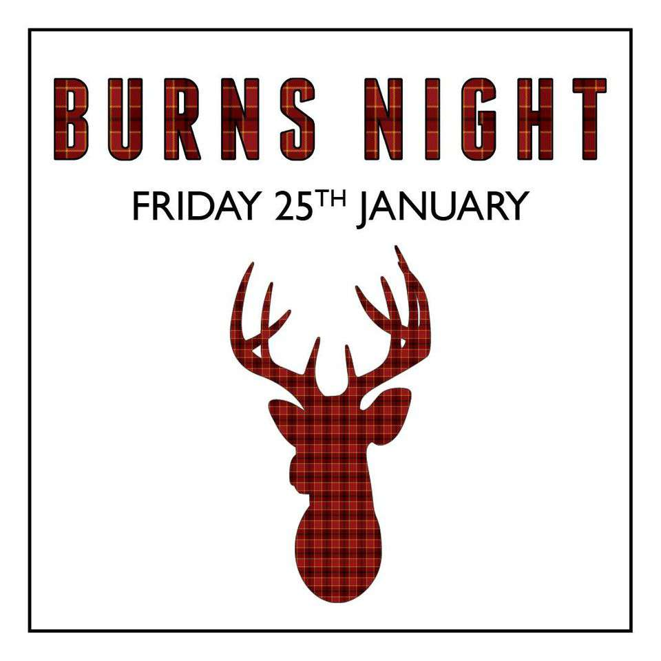 Burns Night Wishes For Facebook