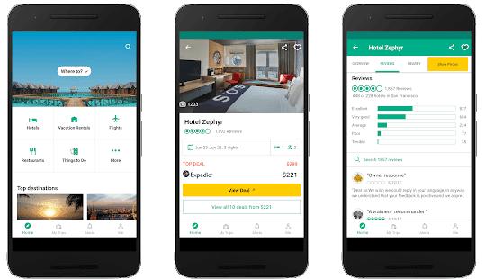 tak hanya memberikan pilihan kamar, tripadvisor menawarkan ulasan jujur dari para penggunanya