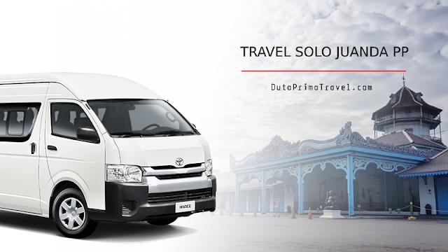 Travel Solo Juanda