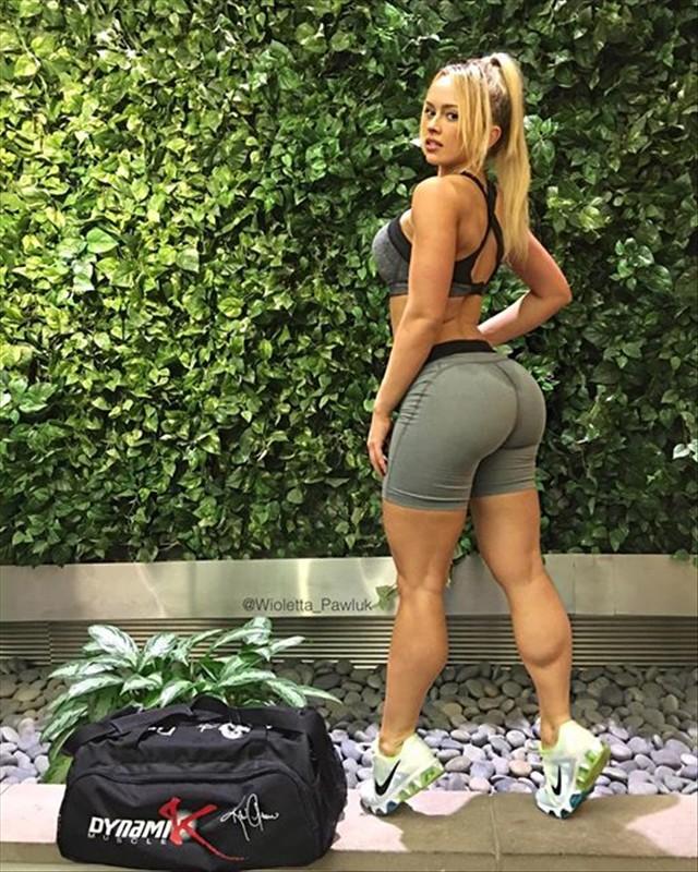 Fitness Wioletta Pawluk photos