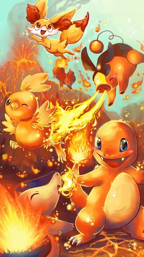 Pokemon hệ lửa