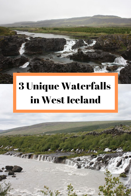 3 Unique Waterfalls in West Iceland To Explore