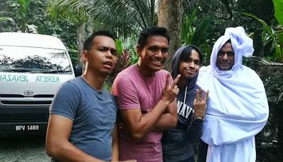 Tonton Telefilem Tragedi Balik Kampung (Slot Cerekarama)