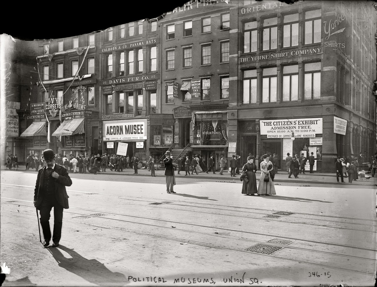 28 Fascinating Vintage Photos Of New York City In The
