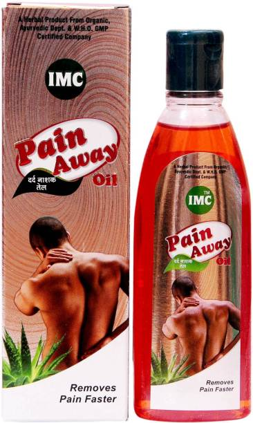 IMC Pain away Oil Liquid  (100 ml)