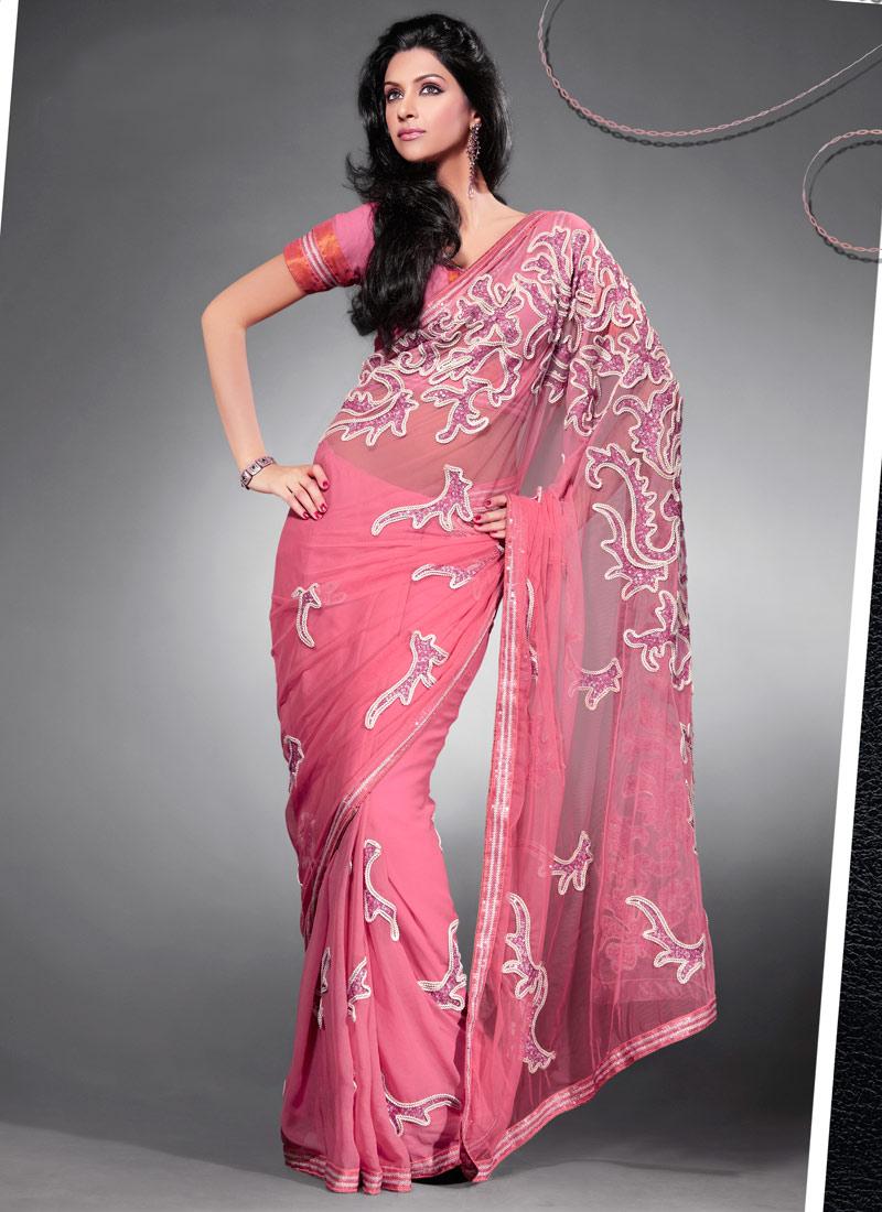 In Saree Tamanna In Himmatwala: World Fashion: Saree In Pakistan