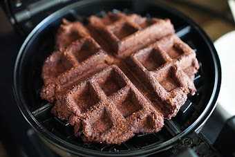 Brownie Recipe: Waffle Brownies