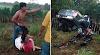 (Video) 'Dia (drive) straight terus hentam kitorang!' - 1 maut, 2 cedera dirempuh pemandu Ford Ranger