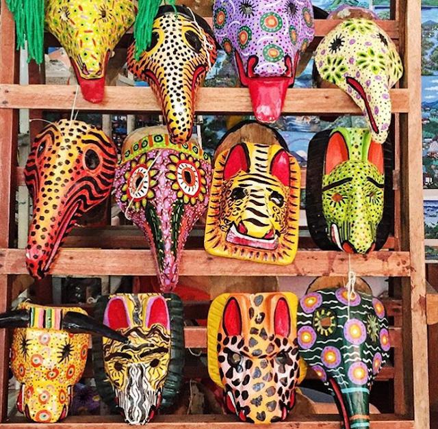 masaya market nicaragua