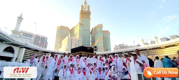 Tips Haji dan Umroh Menyenangkan Untuk Wanita