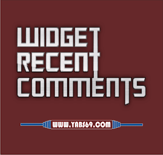 Cara Membuat Widget Recent Comments Keren Untuk Blogger