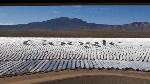 Google se propone operar con energía libre de carbono para 2030