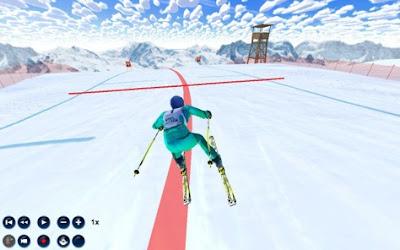 تحميل لعبة التزحلق على الجليد للكمبيوتر