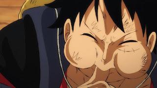 ワンピースアニメ 990話 ワノ国編 | ルフィ かっこいい | ONE PIECE Monkey D. Luffy | Hello Anime !